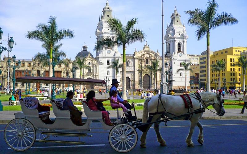 Peru Kültürü ve Gezilecek Yerler