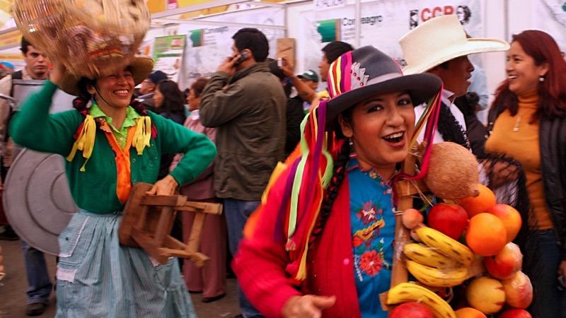 Mistura, Yemek Festivali, Peru