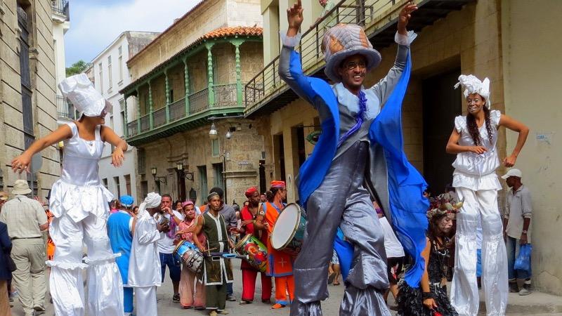 Küba Festivalleri